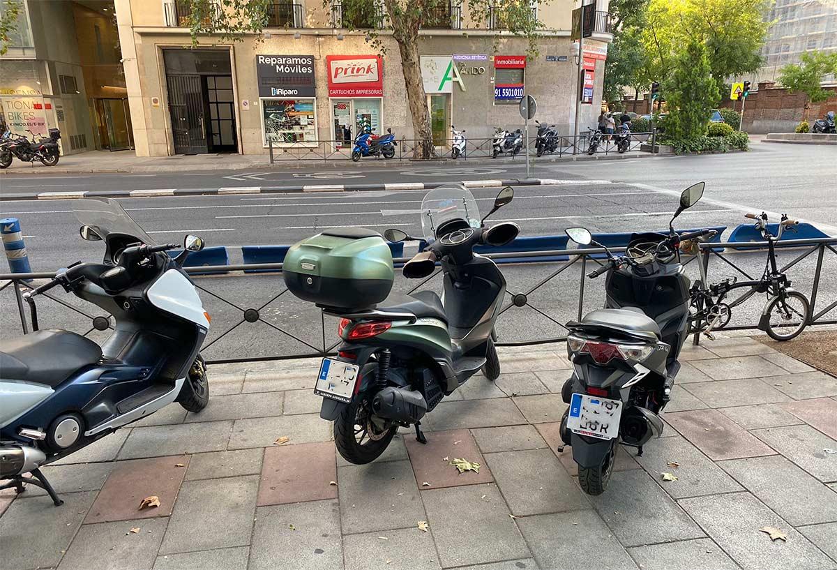 Madrid no quiere que utilices la bicicleta