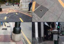 """Oviedo estrena """"carriles bici"""" en la Semana de la Movilidad"""