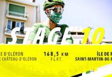 Solo un positivo tras los test PCR en el Tour de Francia