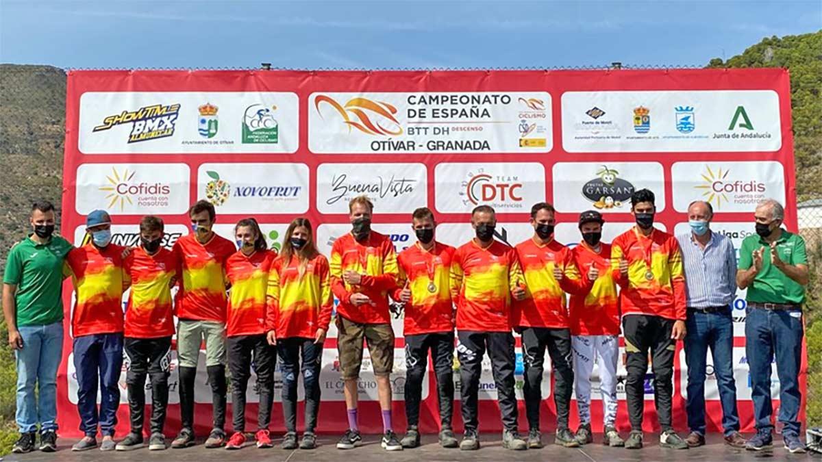 Telma Torregrosa y Ángel Suárez los más rápidos del Campeonato de España de Descenso 2020