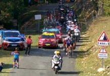 Tras 7 días de su positivo, el director del Tour de Francia podrá volver hoy a la carrera