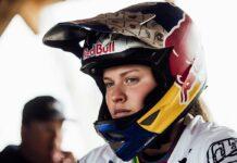 Vídeo: Así suena el sonido de la velocidad de Vali Höll en bicicleta