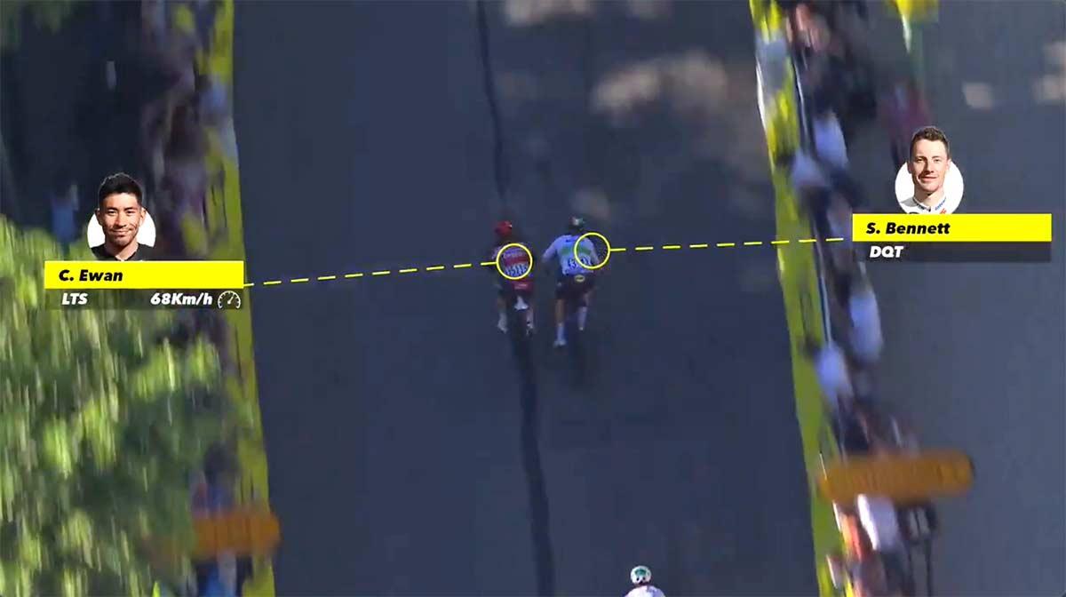 sam-bennett-caleb-ewan-esprin-sprint-tour-de-francia-codo
