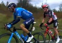 """Alejandro Valverde: """"La Vuelta este año es ir a tope todos los días"""""""