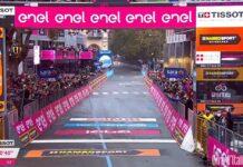 """""""El 90% de los ciclistas del Giro no sabía porque se había parado la carrera"""", Bruno Reverberi"""