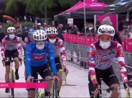 El Giro está con la soga al cuello y los ciclistas tensando la cuerda