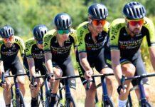 El Mitchelton-Scott al completo fuera del Giro de Italia