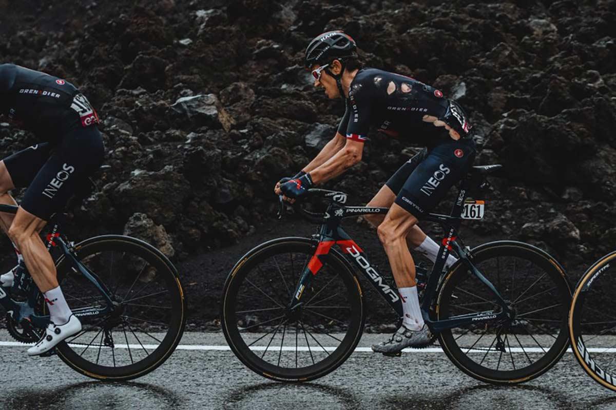 Geraint Thomas fuera del Giro con la cadera fracturada