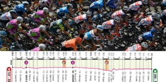 Los ciclistas se plantan en el Giro de Italia