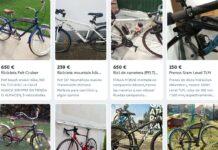 Pillado con las manos en la masa vendiendo en Wallapop una bicicleta robada