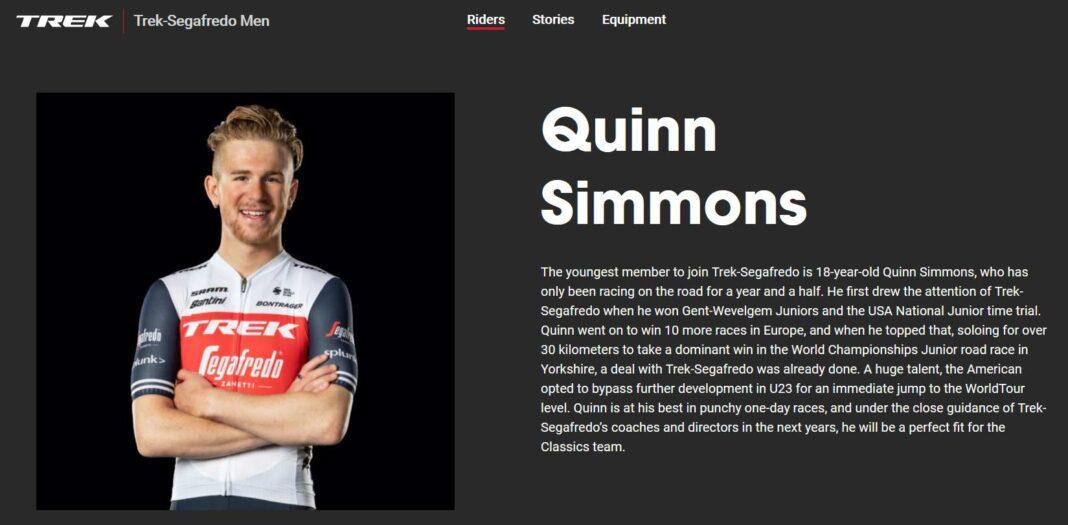 Simmons: