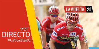 Ver online La Vuelta Ciclista a España gratis por Internet