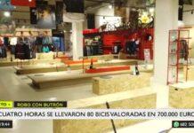 Vídeo: Así robaron 700.000 euros en bicicletas de LTM Racing