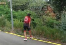 Vídeo: Buenafuente, Late Motiv, el niño de E.T y el fabuloso carril bici de Oviedo