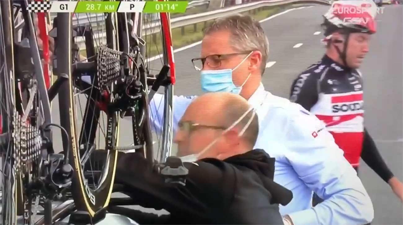 Vídeo: El cambio de rueda en competición más rápido del mundo