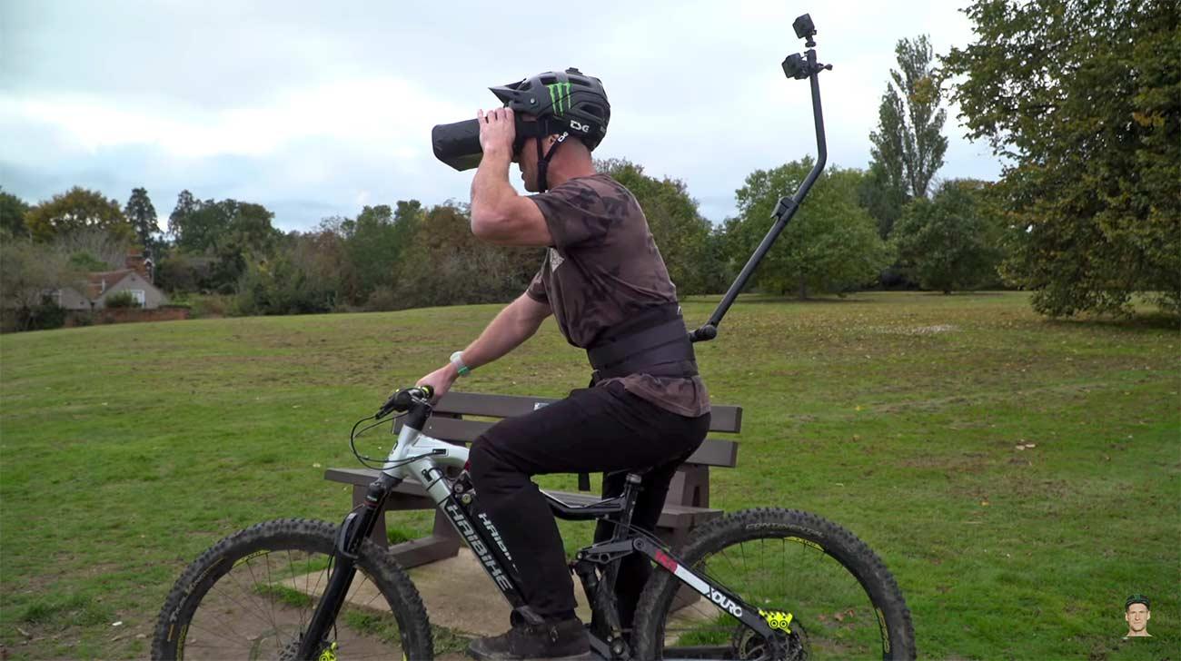 Vídeo: Realidad Virtual montando en bicicleta en tiempo real