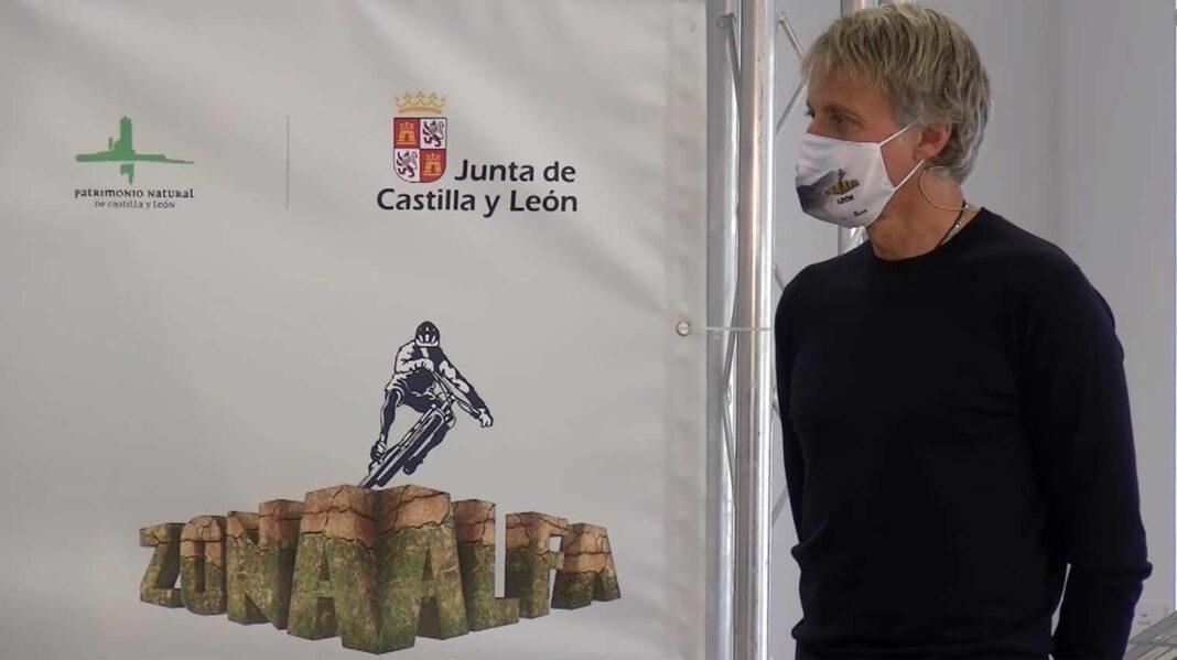 zona-alfa-leon-Jesus-Calleja-327-km-de-senderos-para-bicicletas-en-el-proyecto-mas-ambicioso-de-Espana
