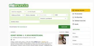 Anuncia su bicicleta en Internet y le roban 1.500 € suplantando su identidad