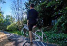 Bicicletas eléctricas Tesla. Inteligentes, un motor en cada rueda, y ¿sin pedales?