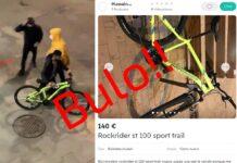 El bulo racista de la bici robada en Decathlon y vendida en Wallapop