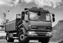 La empresa denuncia que uno de sus camiones presentaba un golpe en la parte delantera y detienen al conductor por atropello