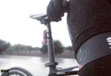 La lluvia no para a los ciclistas si hay carriles bici seguros según un estudio