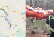 Rescatado fuera de su municipio un ciclista con Covid-19 que se saltó la cuarentena en Murcia