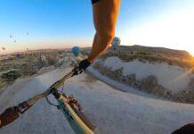 Vídeo: 10.000$ a tres de estos diez vídeos mountain bike de 1 minuto de duración - GoPro Best Line