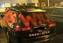 Cuatro-detenidos-por-destrozar-los-vehiculos-del-equipo-ciclista-Ineos-Grenadiers