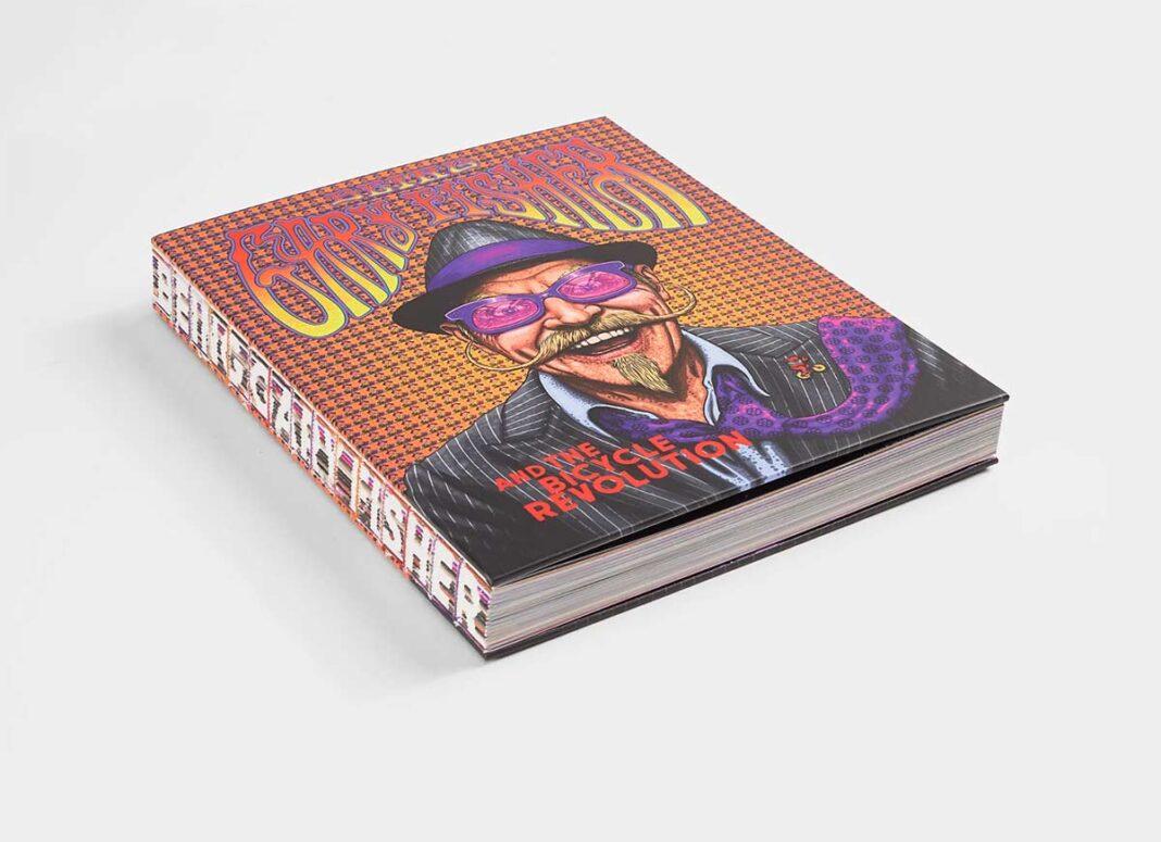 Gary Fisher y el libro autobiográfico de su loca y extensa vida ciclista