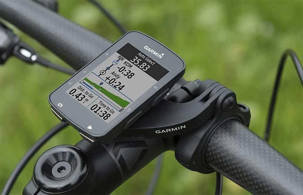 Oferta GPS Garmin Edge 520 Plus para navidad
