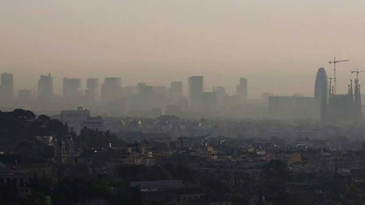 Primera sentencia que dictamina que respirar aire contaminado mata lentamente