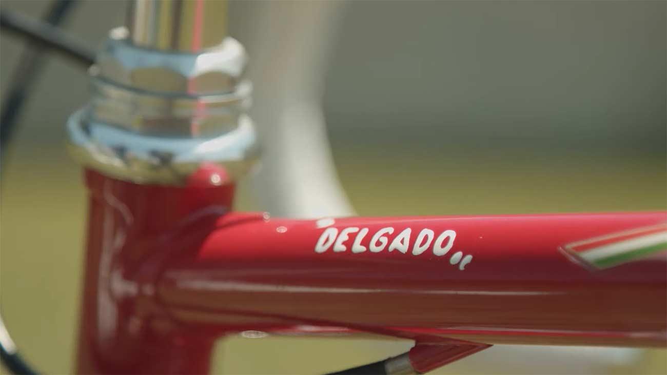 Vídeo: Las bicicletas de Miguel Indurain y Perico Delgado