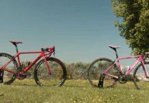Vídeo - Las bicicletas especiales del Movistar Team: Valverde, Quintana y Dowsett