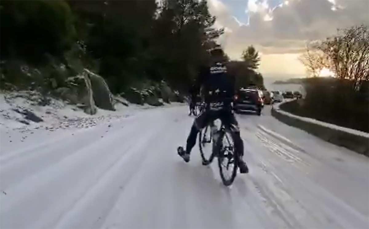 Video-Peter-Sagan-atrapado-en-la-nieve-en-su-ultima-salida-en-bicicleta-del-ano-en-Monaco