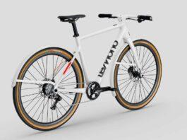 11,8 kg. Greg LeMond presenta bicicleta eléctrica Prolog