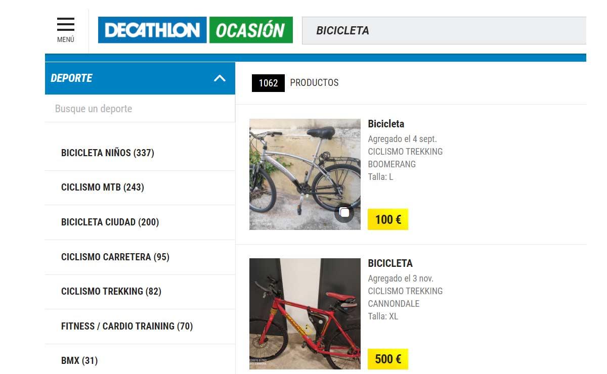 Decathlon-vendera-bicicletas-de-segunda-mano-en-una-nueva-economia-circular