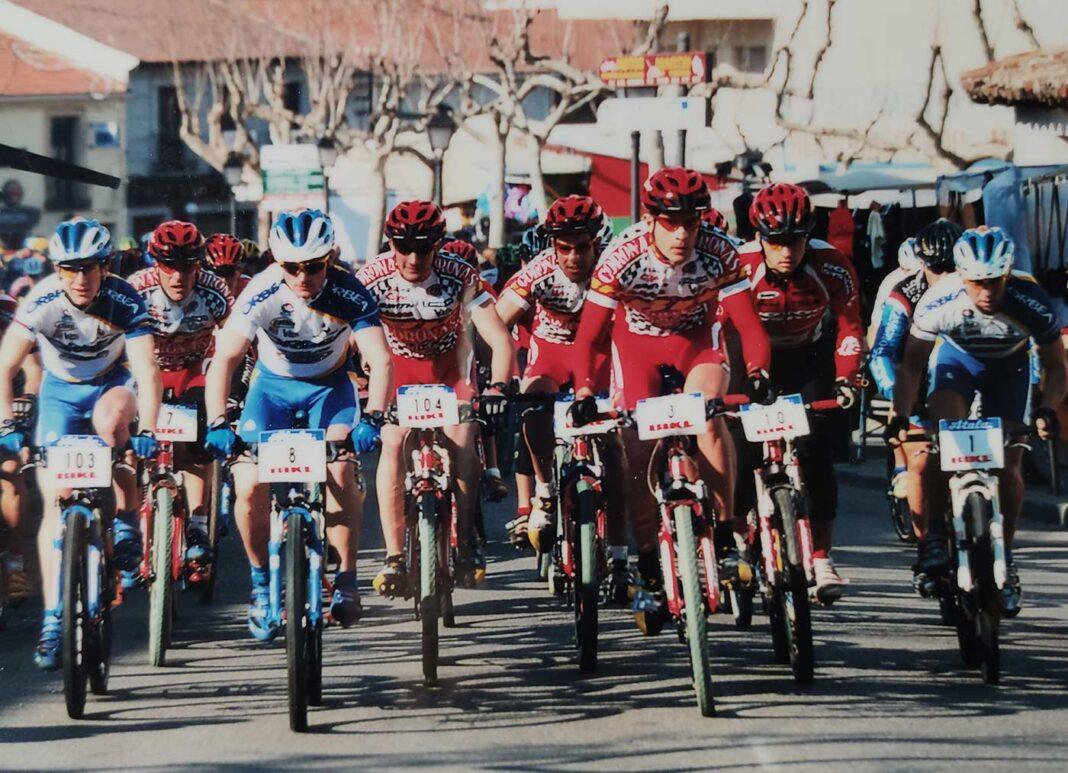 """Historia del Mountain bike español: """"La Clásica de Valdemorillo era como la París-Roubaix del mountain bike"""", Guillermo de Portugal"""