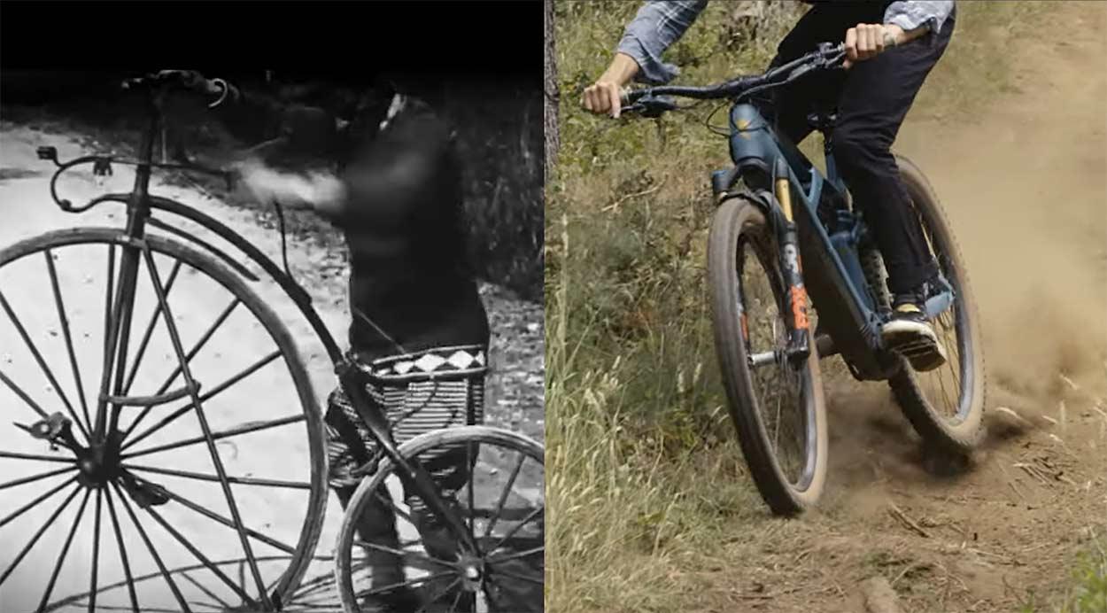 Vídeo: E-Bikes, la natural evolución de la bicicleta hasta hoy en día