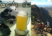 Vídeo: La última ruta en bicicleta del 2020