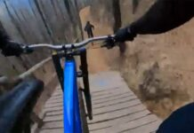 Vídeo: Loic Bruni Vs. Lacondeguy en Pure Riding Bike Park