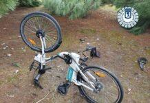 Dos-detenidos-por-desguazar-varias-bicicletas-Bicimad-en-un-parque-de-la-capital