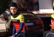 Fallece atropellado el pupilo de 17 años de Vincenzo Nibali, Giuseppe Milone