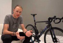 Froome se hace Youtuber y nos muestra su nueva bicicleta de carretera