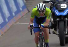 """La UCI prohíbe soltar las manos del manillar para pedalear en la bicicleta de forma """"Aero"""""""
