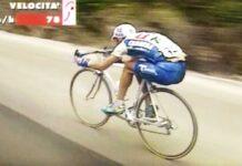 "La UCI también prohibirá la postura ""Pantani-tuck"" sobre la bicicleta"