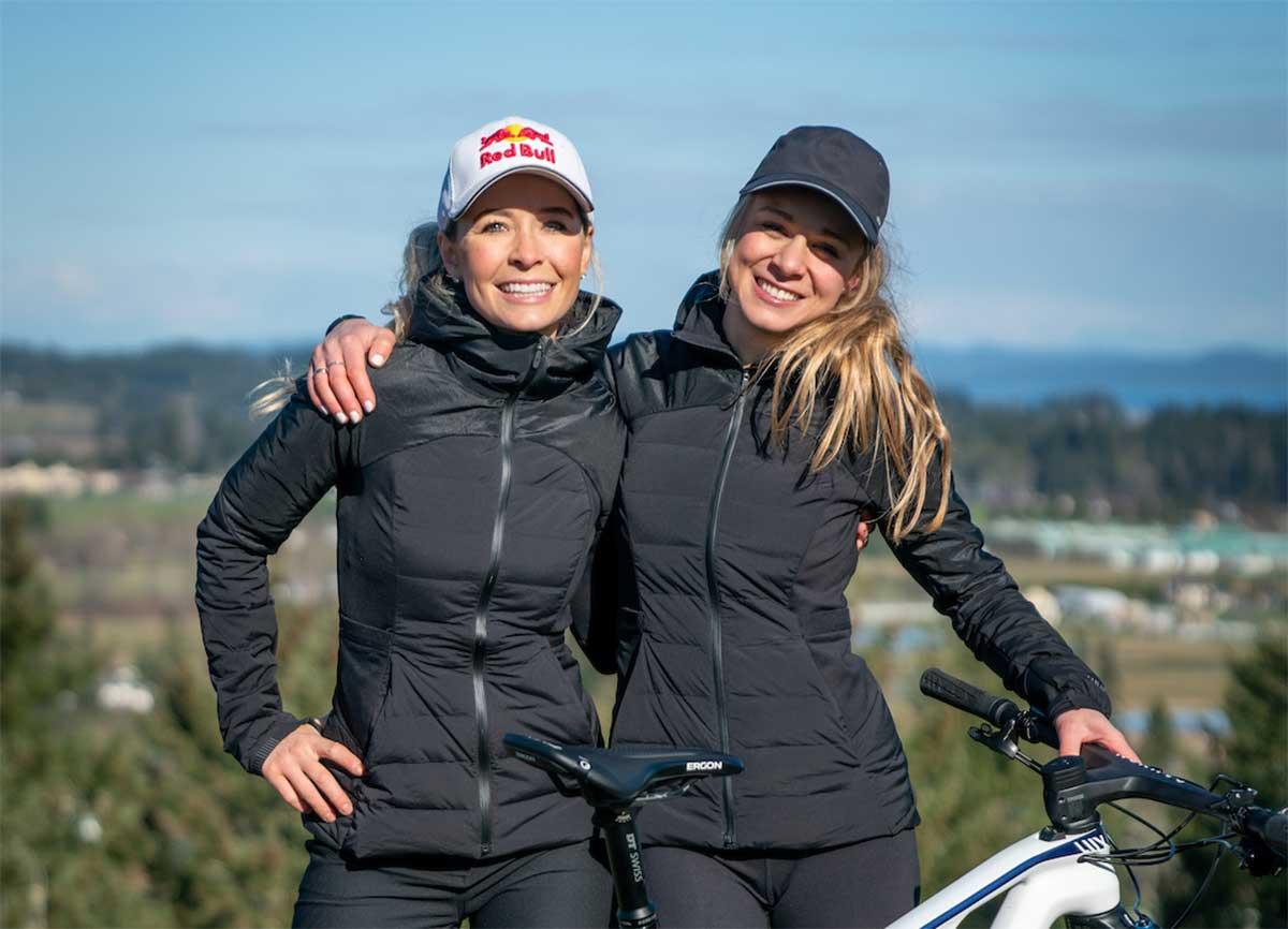 Laurie-Arsenault-la-nueva-companera-de-equipo-de-Emily-Batty-en-Canyon-bikes