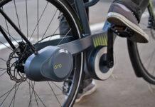 OYO Bike, una bicicleta eléctrica con transmisión hidráulica inteligente sin cadena ni correas