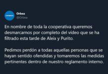 Orbea se desmarca de Espargaró y Purito tras este vídeo filtrado
