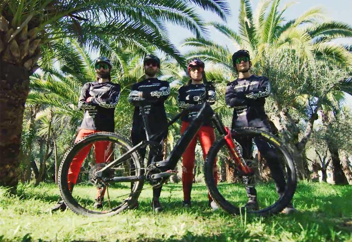 Peugeot Cycles presenta su equipo de competición para 2021